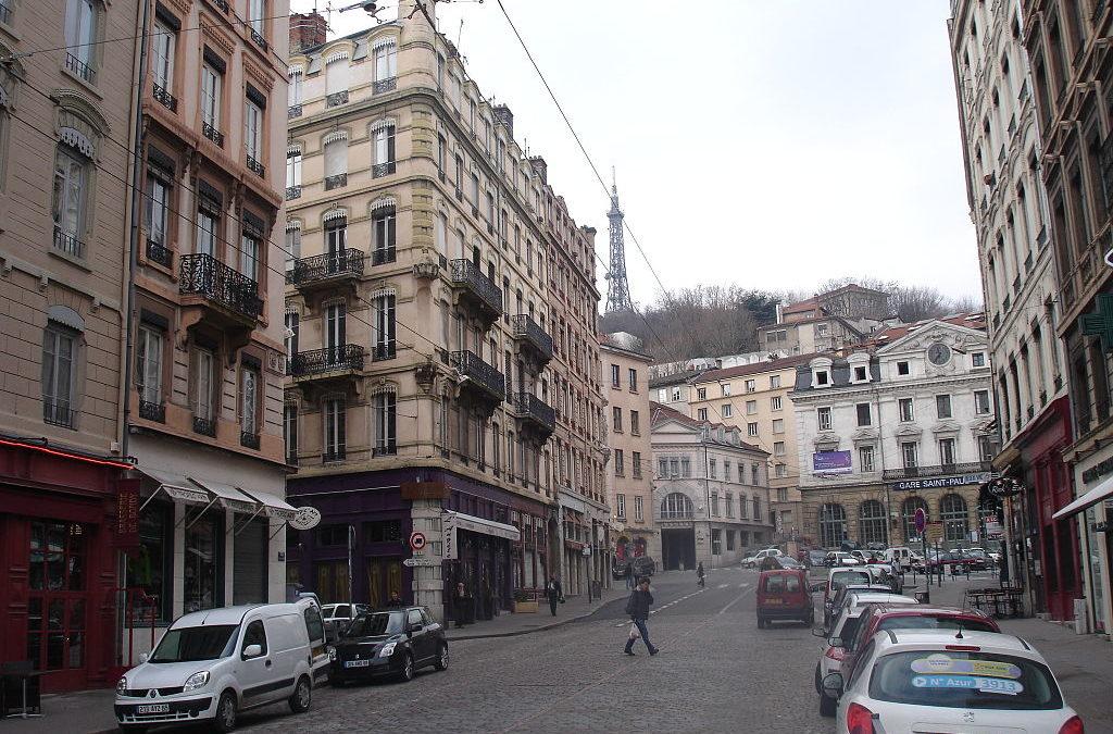 Restaurant Lyon Saint Paul